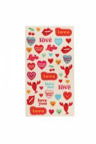 Stickers Love Icon Wide