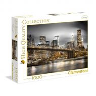 Puslespill 1000 High Color New York Skyline Clemen
