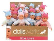Dolls World  Sweet Heart Dukke (21Cm)