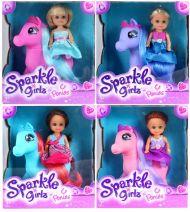 Sparkle Girlz  My Sweet Ponni M/Dukke