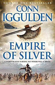 Empire of Silver. Conqueror Book 4