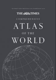 Times atlas of the world comprehensive