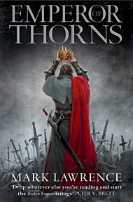 Emperor of Thorns. Broken Empire Trilogy 3