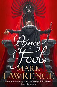 Prince of Fools. Red Queen's War Book 1