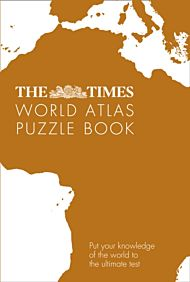 The Times World Atlas Puzzle Book
