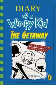 Getaway, The. Diary of a Wimpy Kid 12