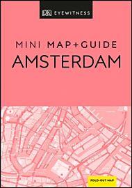 DK Eyewitness Amsterdam Mini Map and Guide