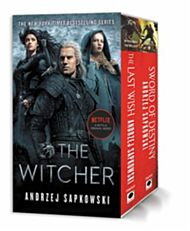 Witcher stories boxed set
