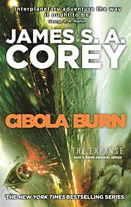 Cibola Burn. The Expanse 4 (now a Prime Original s