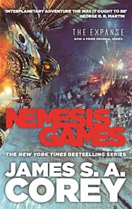 Nemesis Games. The Expanse 5 (now a Prime Original