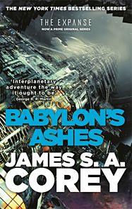 Babylon's Ashes. The Expanse 6. (now a Prime Origi