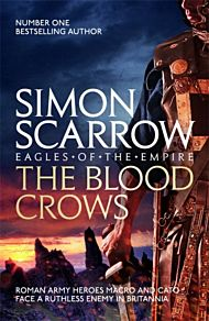 Blood Crows, The (Eagles of the Empire 12)
