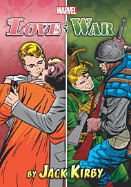 Marvel Love And War By Jack Kirby Omnibus