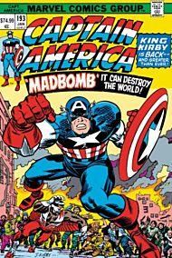 Captain America By Jack Omnibus