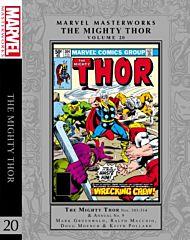 Marvel Masterworks: The Mighty Thor Vol. 20