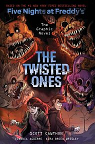 The Twisted Ones (Five Nights at Freddy's Graphic