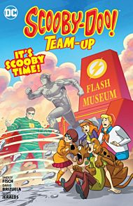 Scooby-Doo Team Up: It's Scooby Time!