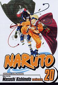 Naruto, Vol. 20