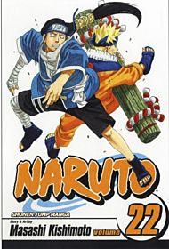 Naruto, Vol. 22