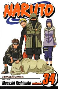 Naruto, Vol. 34