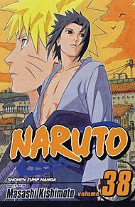 Naruto, Vol. 38