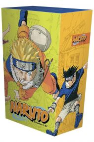 Naruto Box Set 1. Volumes 1-27 with Premium
