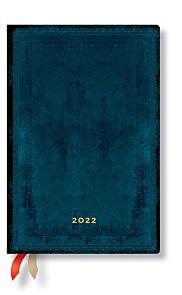 Kalender Paperblanks 18M 21/22 Mini Calypso Bold U