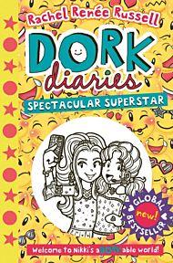 Dork Diaries: Spectacular Superstar