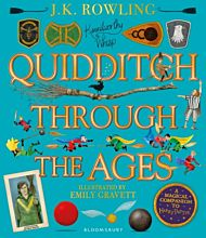 Quidditch Through the Ages - Illustrated Edition