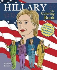 Hillary. The coloring book