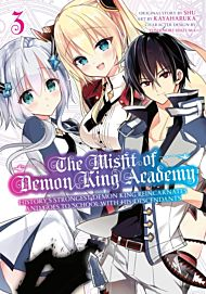 The Misfit Of Demon King Academy 3
