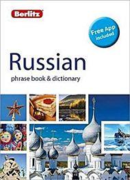 Berlitz Phrase Book & Dictionary Russian (Bilingual dictionary)