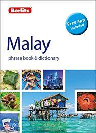 Berlitz Phrase Book & Dictionary Malay(Bilingual dictionary)