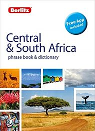 Berlitz Phrase Book & Dictionary Central & South Africa (Bilingual dictionary)