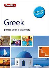 Berlitz Phrasebook & Dictionary Greek(Bilingual dictionary)