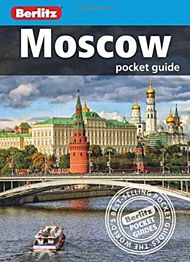 Berlitz Pocket Guide Moscow (Travel Guide)