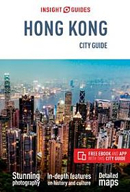 Insight Guides City Guide Hong Kong (Travel Guide with Free eBook)