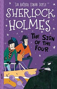 The Sign of the Four (Easy Classics)