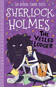 The Veiled Lodger (Easy Classics)