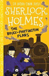The Bruce-Partington Plans (Easy Classics)