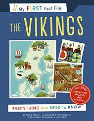 Vikings, The. My First Fact File