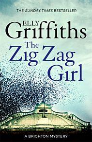Zig Zag Girl, The. The Brighton Mysteries 1