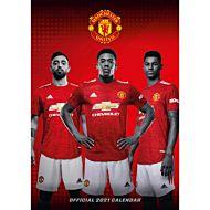 Kalender 2021 A3 Manchester United