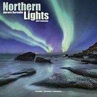 Kalender 2021 30x30cm Northern Lights