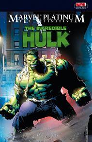 Marvel Platinum: The Definitive Incredible Hulk