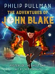 Adventures of John Blake. Mystery of the Ghost Shi
