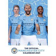 Kalender 2021 A3 Manchester City