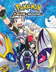 Pokemon: Sun & Moon, Vol. 7