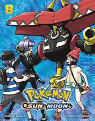 Pokemon: Sun & Moon, Vol. 8