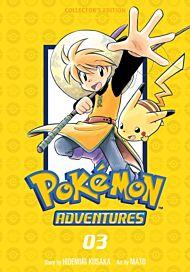 Pokemon Adventures Collector's Edition, Vol. 3